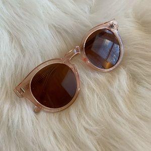 Accessories - Bonnie & Clyde Pink Sunglasses (Rachel Zoe)